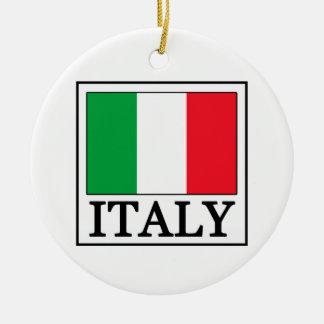 イタリアのオーナメント セラミックオーナメント
