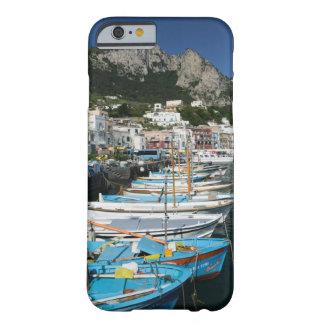 イタリアのカンパニア州、(ナポリの湾)、CAPRI: マリーナ BARELY THERE iPhone 6 ケース