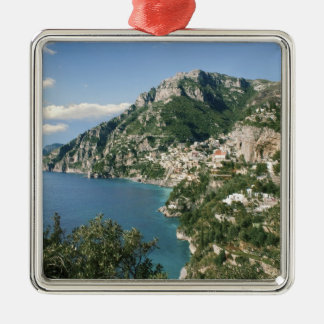 イタリアのカンパニア州、Sorrentine半島、Positano、 メタルオーナメント