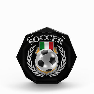 イタリアのサッカー2016ファンのギア 表彰盾