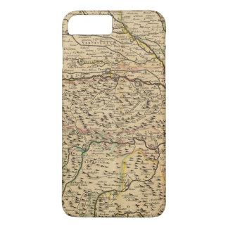 イタリアのポー川の谷 iPhone 8 PLUS/7 PLUSケース