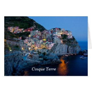 イタリアのメッセージカード カード