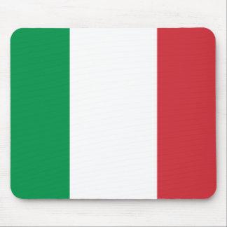 イタリアの旗が付いているマウスパッド マウスパッド