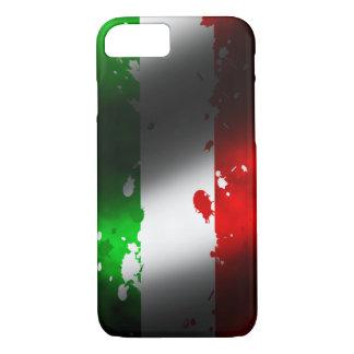 イタリアの旗のiPhone 7の場合 iPhone 8/7ケース