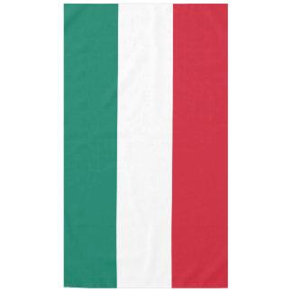 イタリアの旗 テーブルクロス