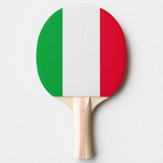 イタリアの旗 卓球ラケット