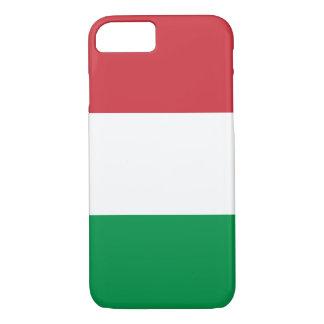 イタリアの旗 iPhone 8/7ケース
