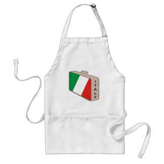 イタリアの荷物 スタンダードエプロン