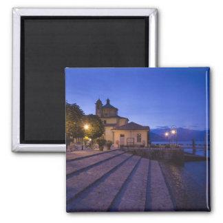 イタリアのVerbano-Cusio-Ossolaの地域、Cannobio. マグネット