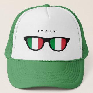 イタリアはカスタムな帽子を影で覆います キャップ