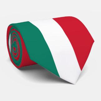 イタリアイタリアのイタリア語の旗 カスタムタイ
