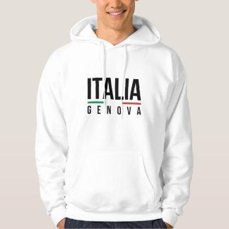 イタリアジェノバ パーカ