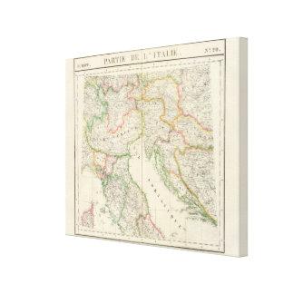 イタリアヨーロッパ20 キャンバスプリント