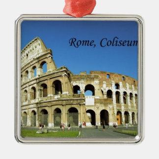 イタリアローマのコロシアム(新しい) (St.K) メタルオーナメント