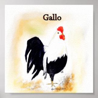 イタリアンなオンドリガロ ポスター