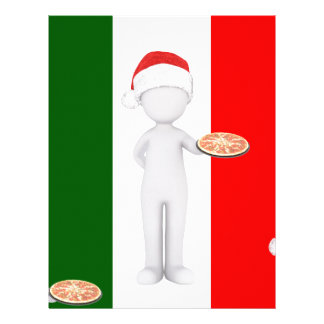 イタリアンなクリスマス レターヘッド