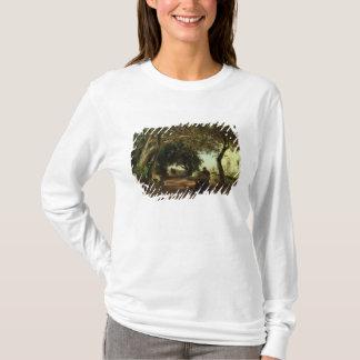イタリアンなクロイスター Tシャツ