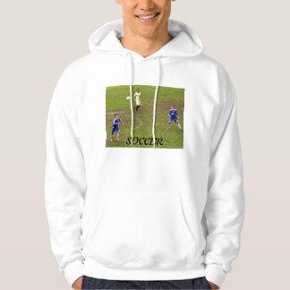 イタリアンなサッカーのイメージ パーカ
