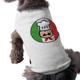 イタリアンなシェフ ペット服