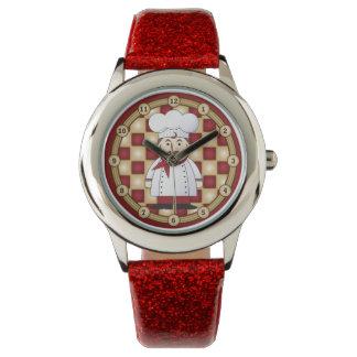 イタリアンなシェフ 腕時計