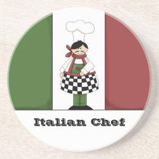イタリアンなシェフ#8のコースター コースター
