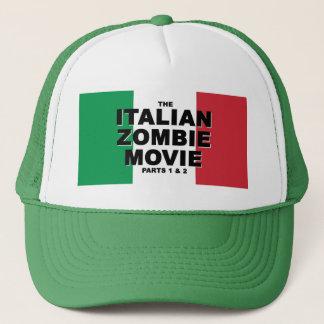 イタリアンなゾンビ映画-ファンの帽子 キャップ
