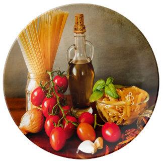 イタリアンなパスタのarrabbiata 磁器 食器