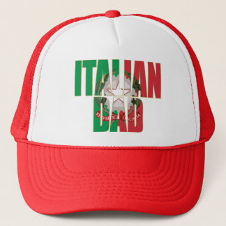 イタリアンなパパ キャップ