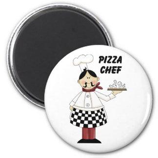 イタリアンなピザシェフ マグネット