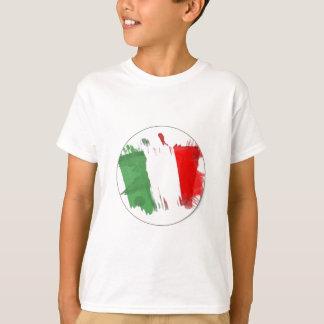 イタリアンなファッションの旗 Tシャツ