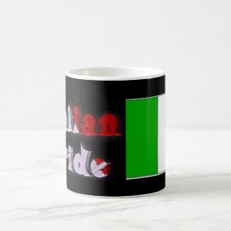 イタリアンなプライドのコーヒー・マグ コーヒーマグカップ