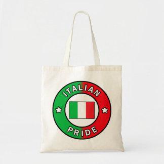 イタリアンなプライドのトートバック トートバッグ