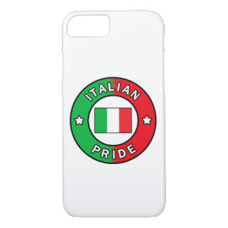 イタリアンなプライドの電話箱 iPhone 8/7ケース