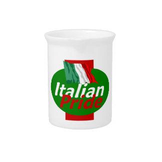 イタリアンなプライド ピッチャー