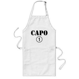 イタリアンなボス: カポのNumero Uno ロングエプロン