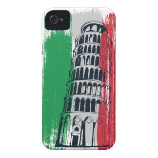イタリアンなヴィンテージの彫像 Case-Mate iPhone 4 ケース