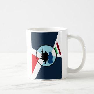 イタリアンな仕事のギャングのマグ コーヒーマグカップ