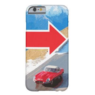 イタリアンな仕事のジャガーのEタイプ848CRY例 BARELY THERE iPhone 6 ケース