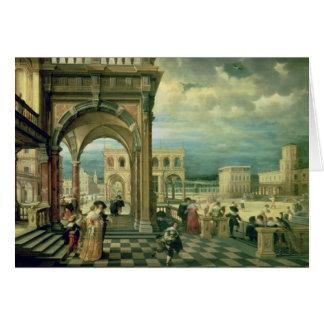 イタリアンな宮殿1623年 カード