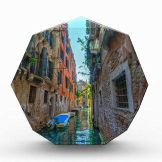 イタリアンな川 表彰盾