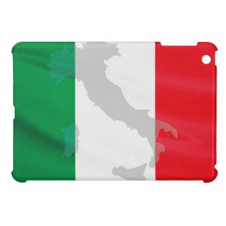 イタリアンな旗およびイタリア iPad MINI CASE