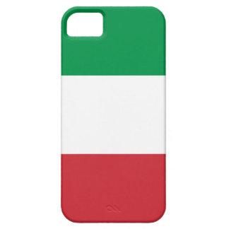 イタリアンな旗の電話箱 iPhone SE/5/5s ケース