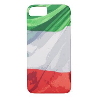 イタリアンな旗のiPhone 7の場合 iPhone 8/7ケース
