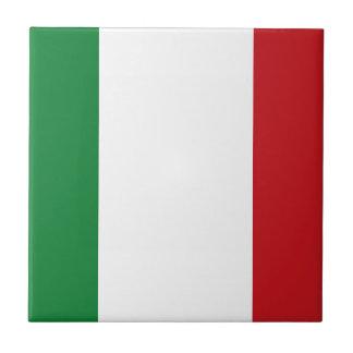 イタリアンな旗 タイル