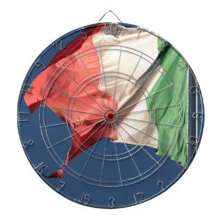 イタリアンな旗 ダーツボード