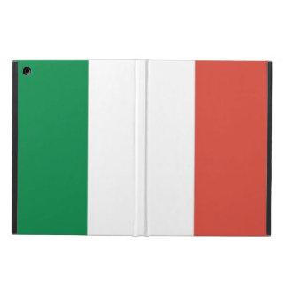 イタリアンな旗 iPad AIRケース