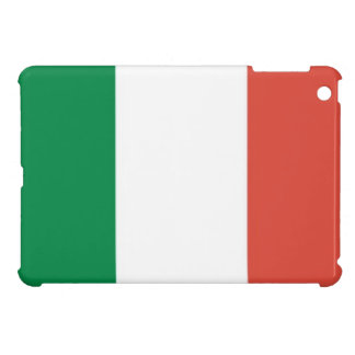 イタリアンな旗 iPad MINIケース