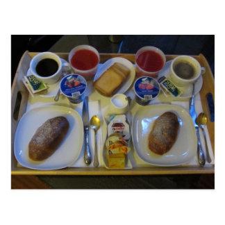 イタリアンな朝食 ポストカード
