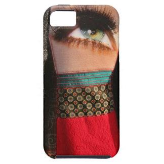 イタリアンな目のiphoneの懸命の場合 iPhone 5 cover