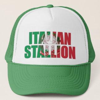 イタリアンな種馬 キャップ